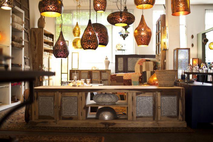Marokkaanse Lampen Rotterdam : Lampen maison arabique